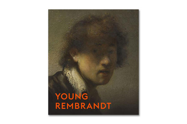 Front Cover for the Young Rembrandt catalogue