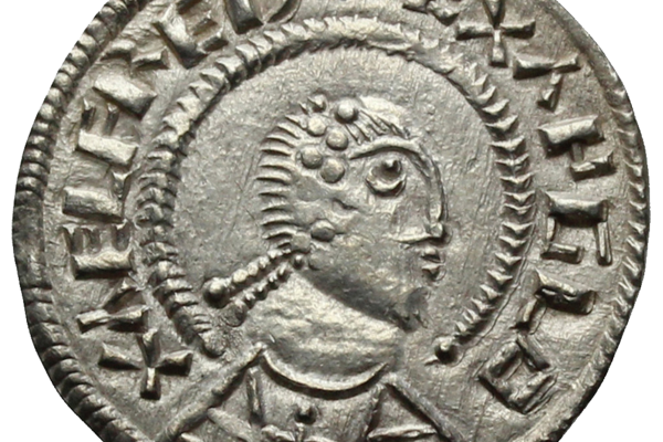 Coin of Alfred the Great from the Watlington Hoard
