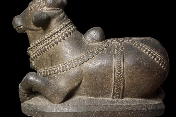 Nandi, the bull of Shiva