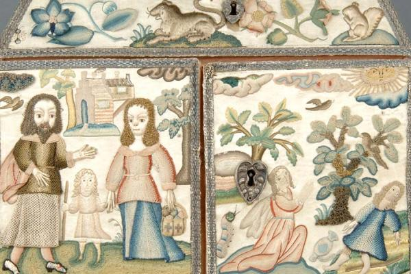 textile conservation at the ashmolean