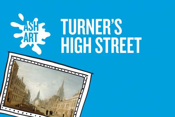 Family Trail - Turner's High Street
