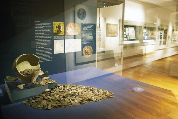 Photo of the Money Gallery