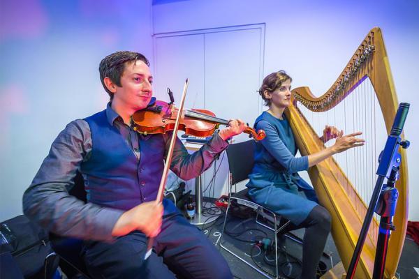 Music at the Ashmolean