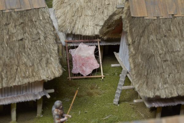 neolithic village ashmolean