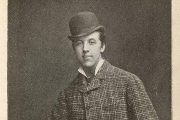 Oscar Wilde as an undergraduate at the University of Oxford