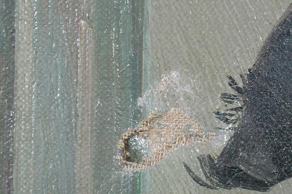 conservation at the ashmolean museum painting deterioration