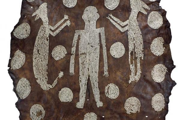 powhatans mantle c ashmolean museum university of oxford