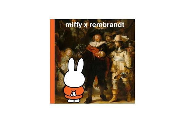 rembrandt x miffy