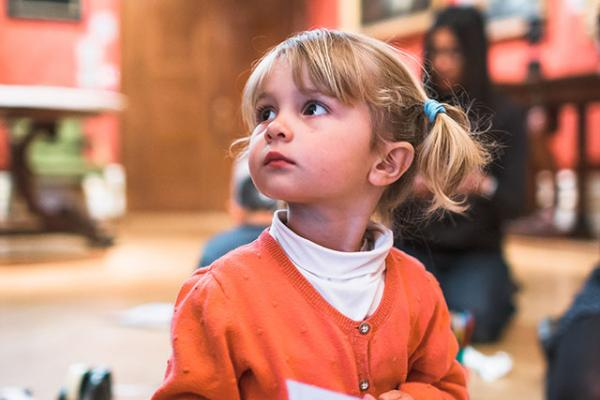 Family Fun, Schools and Learning at the Ashmolean Museum