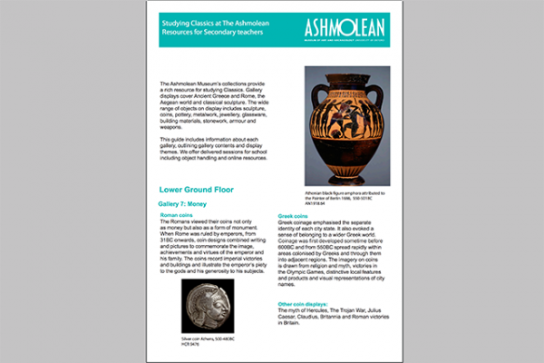 learn pdf studying classics at the ashmolean