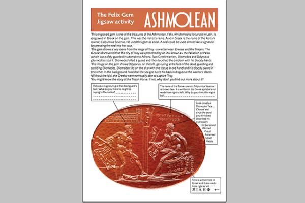 learn pdf the felix jem jigsaw