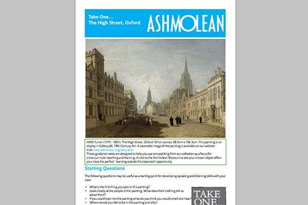 learn pdf take one the high street oxford