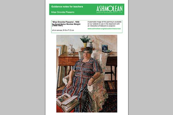 learn pdf guidance notes for teachers miss orovida pissarro
