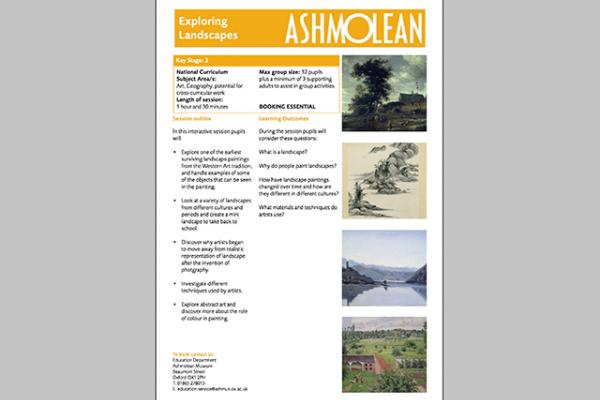 learn pdf exploring landscapes