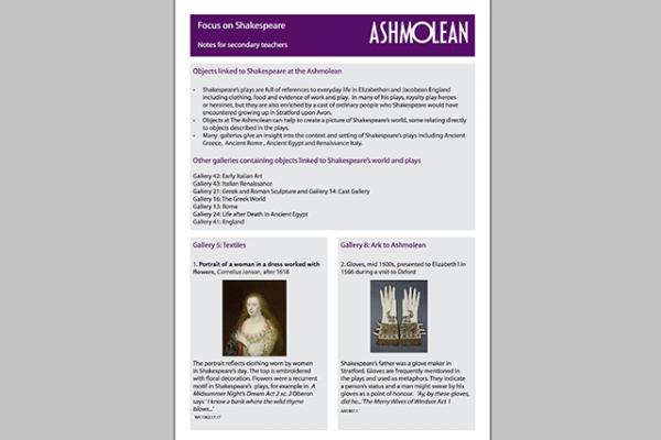learn pdf focus on shakespeare