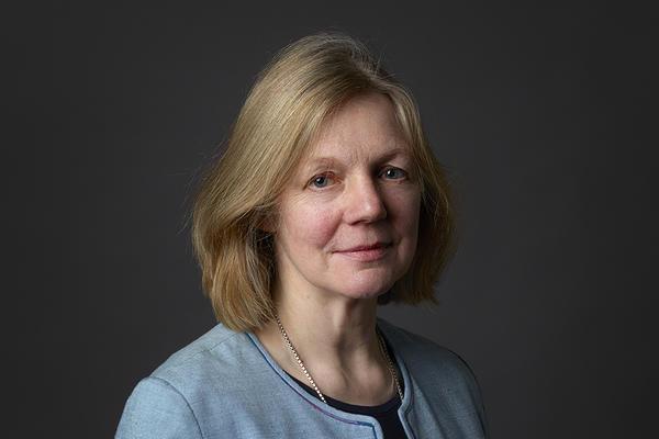 Dr Shelagh Vainker