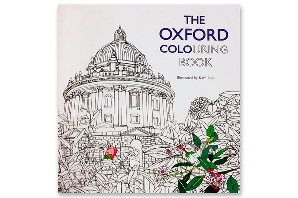 Shop – Oxford Colouring Book