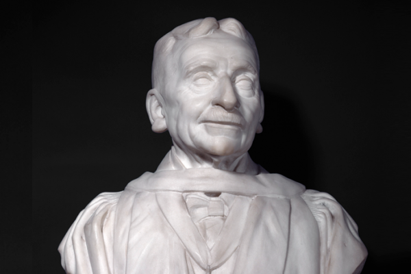 Bust of Sir Arthur Evans