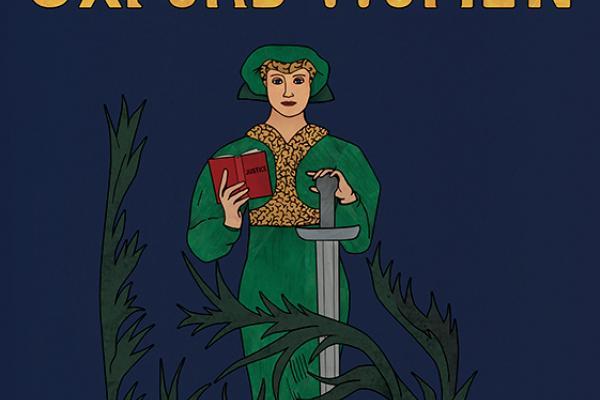 Oxford Women Suffrage postcard