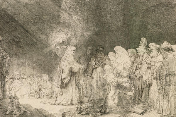 Rembrandt, The Presentation in the Temple, 1639