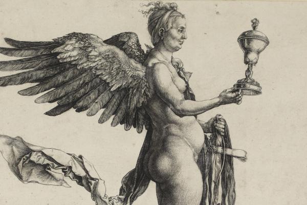 Dürer, Nemesis, c.1501