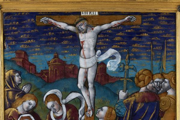 The Crucifixion, 1530-40