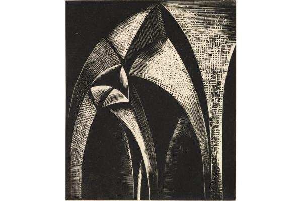 Paul Nash, Design of Arches