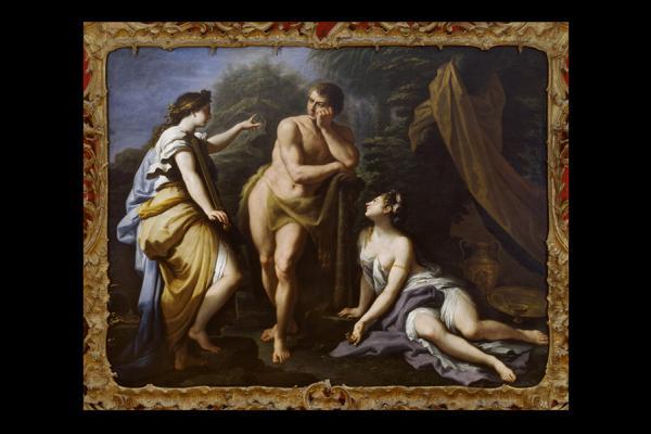 the choice of hercules at the ashmolean museum