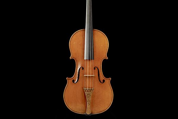 The 'Messiah' Violin Ashmolean