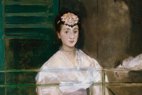 Portrait of Fanny Claus