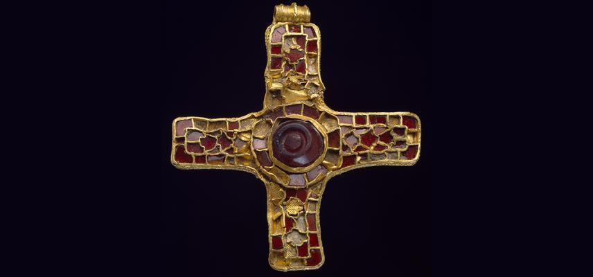 the holderness cross ashmolean
