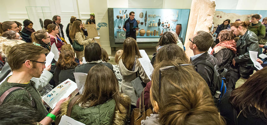 Talks and tours at the Ashmolean Museum – Egypt Galleries