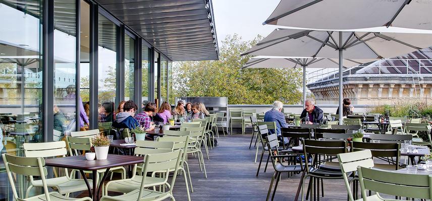 Ashmolean Rooftop Restaurant Oxford Menu