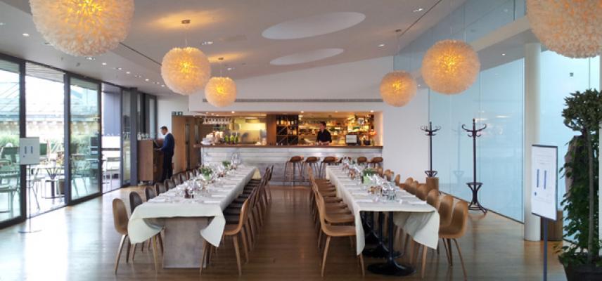 Ashmolean Venue Hire – Ashmolean Rooftop Restaurant