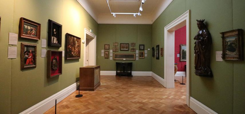 GERMAN AND FLEMISH ART Gallery at the Ashmolean
