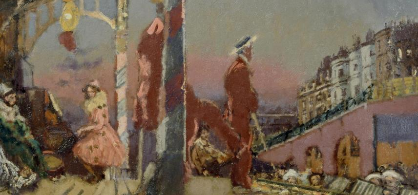 SICKERT AND HIS CONTEMPORARIES Modern Art Galleries at the Ashmolean Museum