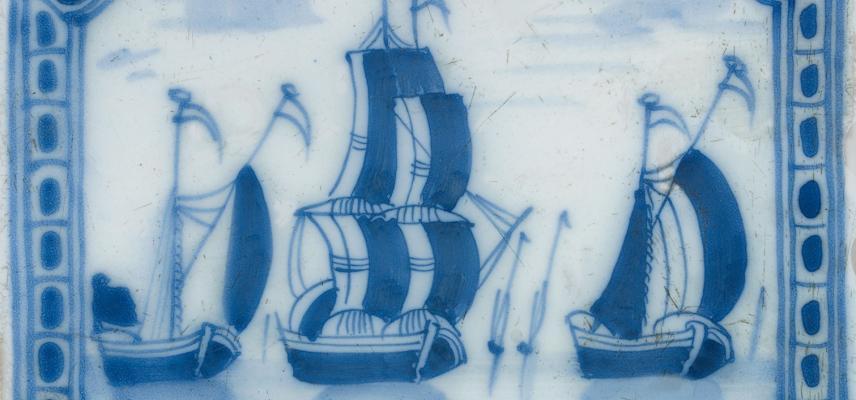 WA1963.136.194.B7 Three ships