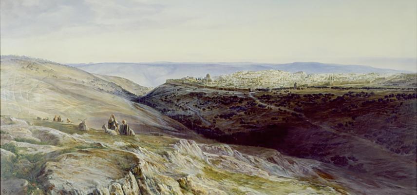jerusalem ashmolean