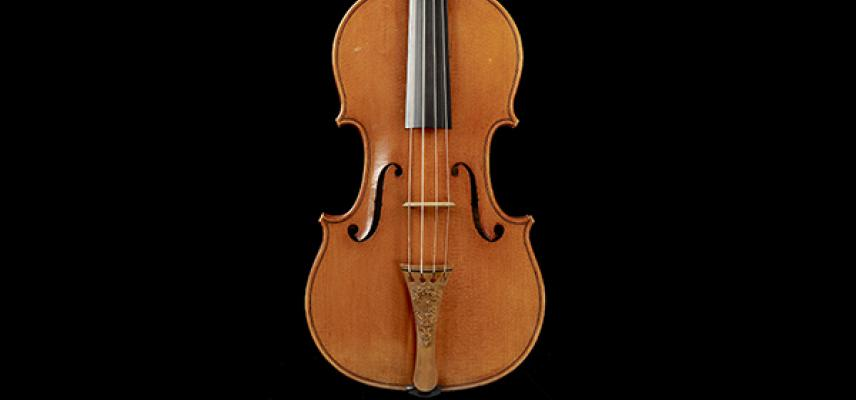 The 'Messiah' Violin Ashmolean