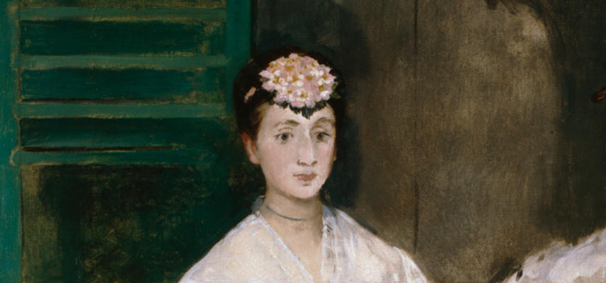 Portrait of Fanny Claus Ashmolean