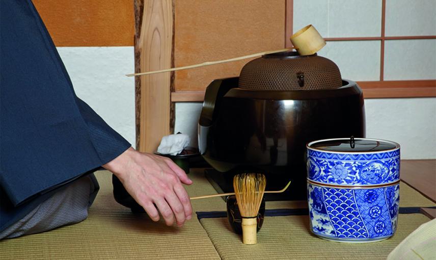 TeaAshmolean Museum Japanese Tea Ceremony
