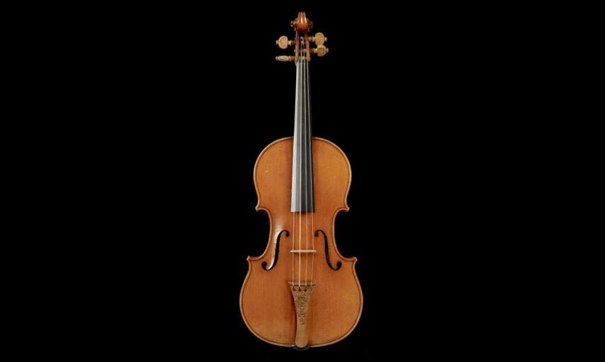 The 'Messiah' Violin by Antonio Stradivari