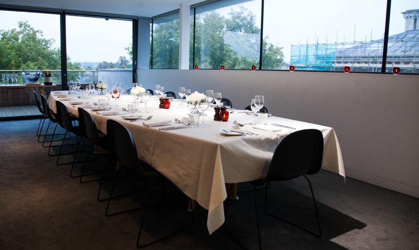 Ashmolean venue hire Director's Boardroom