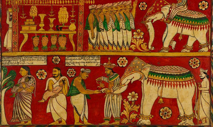 Tale of Prince Vessantara