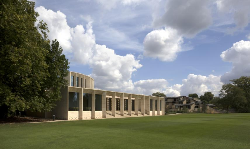 Sultan Nazrin Shah Centre, Worcester College Oxford
