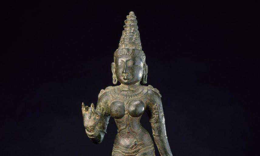 India from AD 600 at the Ashmolean Museum