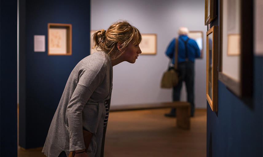 UNLIMITED ACCESS TO EXHIBITIONS