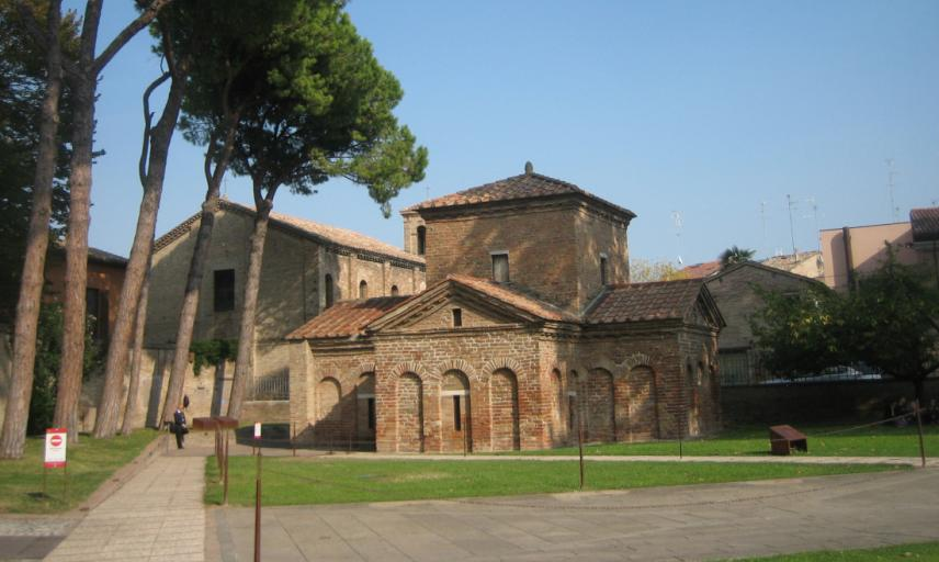 Museum of Galla Placidia and Santa Croce Ravenna