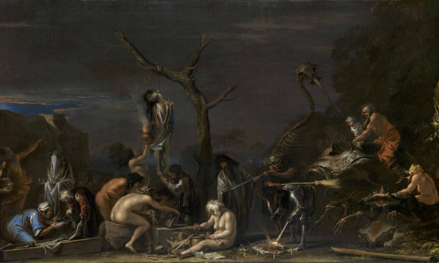 salvator rosa c national gallery london