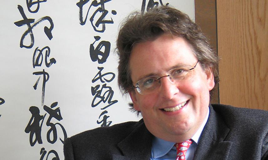 Lars Tharp Portrait Barlow Lecture Head Shot
